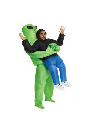 Pick me up, alien