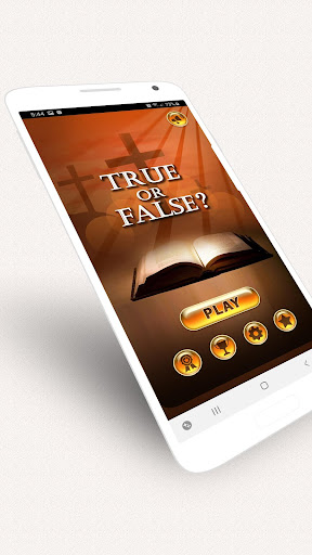 True or False? - Bible Games Apk 1