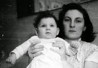 Photo: Alexis Jo Landsberg and Mildred Tulman Landsberg