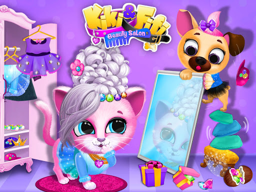 Kiki & Fifi Pet Beauty Salon - Haircut & Makeup  screenshots 10