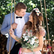Wedding photographer Sergey Ageev (agsemy). Photo of 06.10.2017