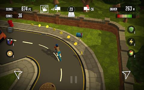 PaperBoy:Infinite bicycle ride v1.19 (Mod Money)