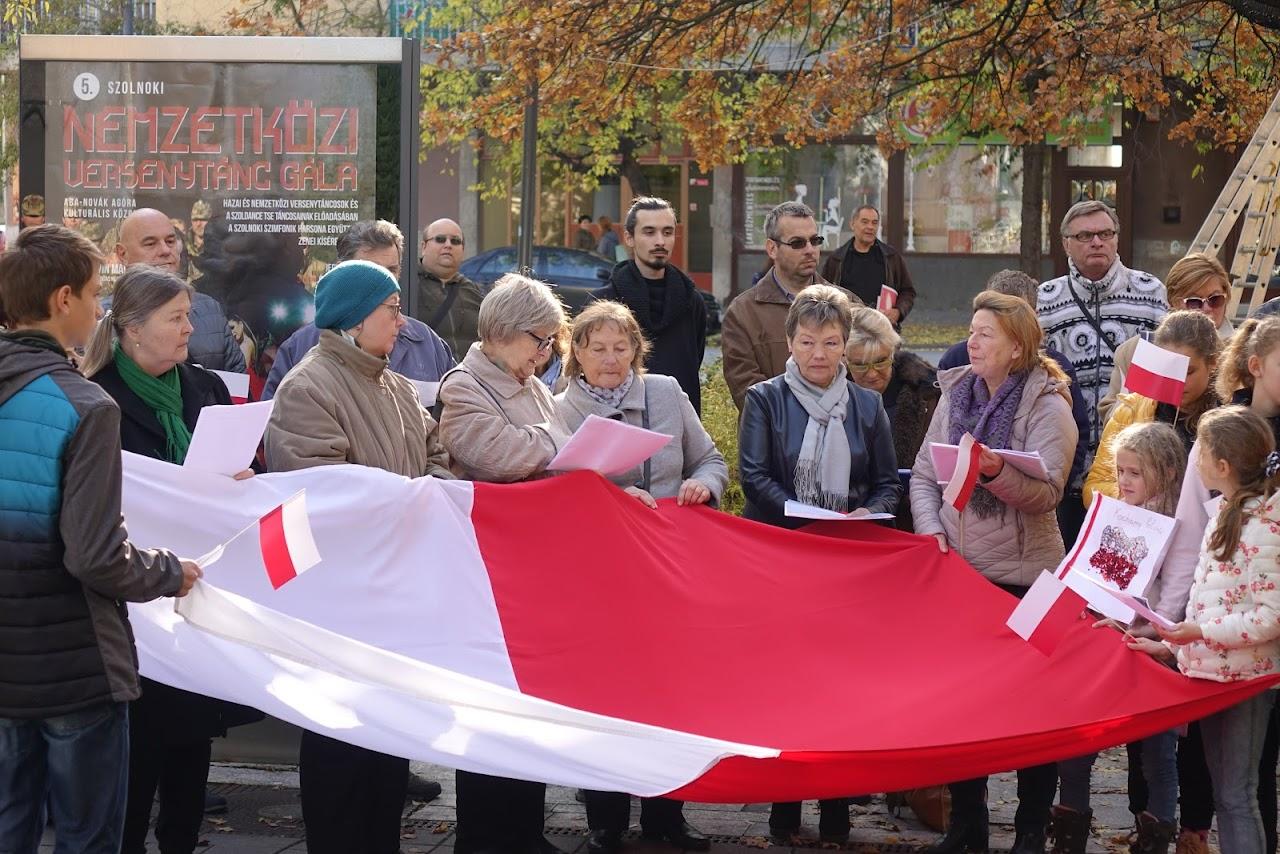 A lengyel függetlenség 101. évfordulója