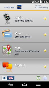 winbank Mobile - screenshot thumbnail