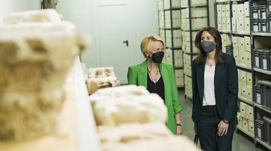 Difundir el patrimonio provincial con 'Arqueología en familia'