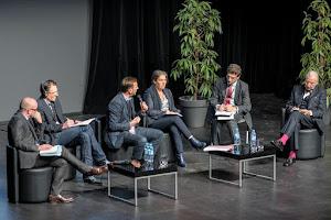 Table ronde : Mise en réseau de territoires et acteurs d'Europe : le monde qui vient ?