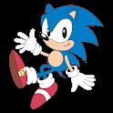 Sonic the Hedgehog Emoji icon
