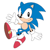 Sonic the Hedgehog Emoji