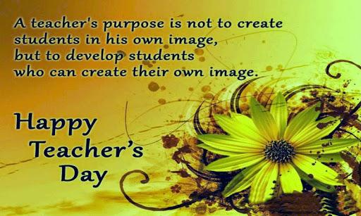 Free Teacher Day ecards