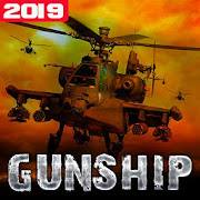 Helicopter Simulator 3D: Gunship Air Battle FULL
