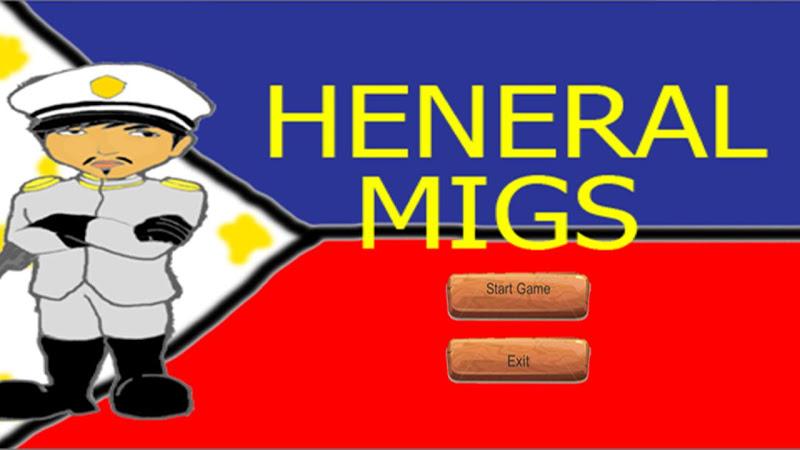 Скриншот Heneral Migs
