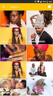 Afrourembo - náhled