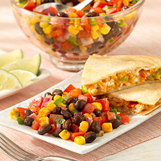 Southwest-Style Black Bean & Corn Salad.