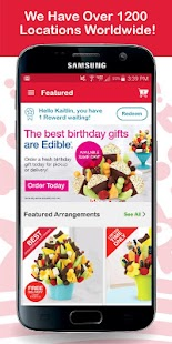 Edible Arrangements- screenshot thumbnail