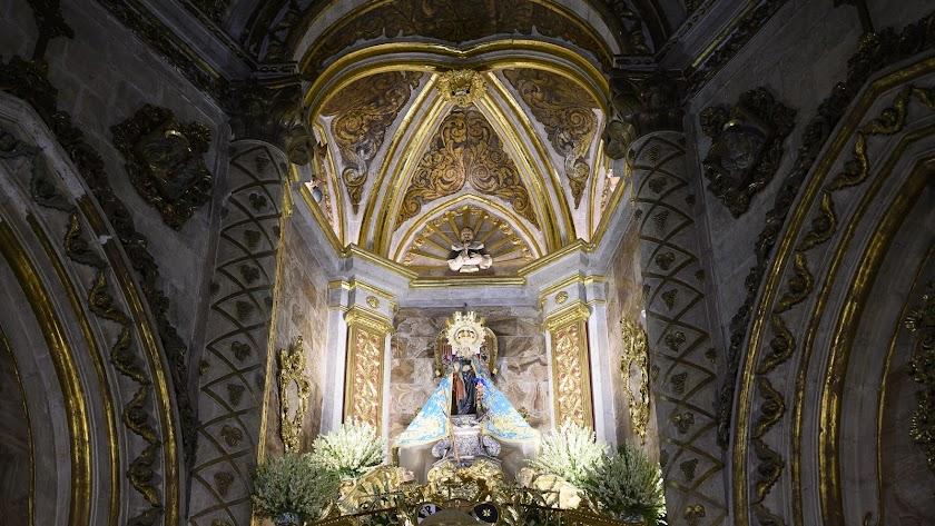 La Feria en honor a la Virgen del Mar no se celebrará en 2020.