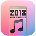 Name ringtones 2018 icon