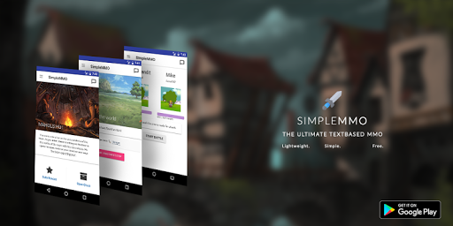 SimpleMMO - The Lightweight MMO 2.1.1 {cheat|hack|gameplay|apk mod|resources generator} 1