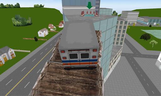 模擬必備免費app推薦|救急車の屋上駐車場線上免付費app下載|3C達人阿輝的APP