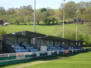 Photo: 24/04/11 v Carmarthen Town (Welsh Premier League) 4-0 - contributed by Gyles Basey-Fisher
