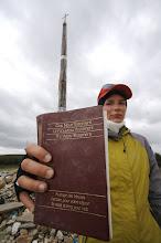 Photo: Ida czerpie nauki od Klona i z Biblii