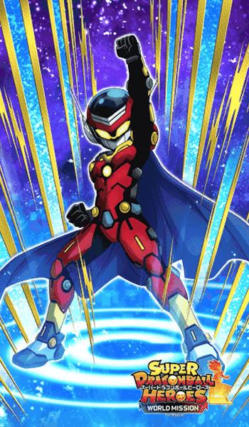 世界を救うヒーロー・グレートサイヤマン4号
