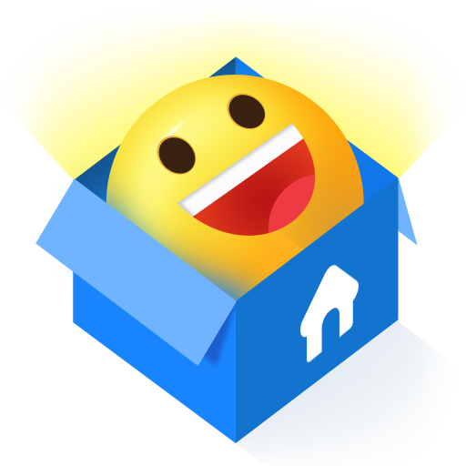 Emoji Launcher - Stickers & Themes Icon