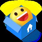 Emoji Launcher - Stickers & Themes icon