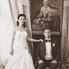 Wedding photographer Roman Tolmachev (RomanTLM). Photo of 23.10.2013