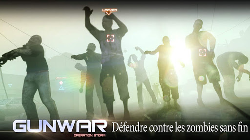 Gun War: Shooting Games  captures d'écran 3