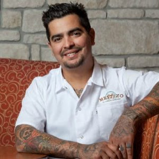 Chef Aaron Sanchez Serves Chipotle-Grape Glazed Adobo Grilled Chicken