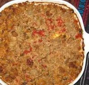 THERESA'S SPICY RICE CASSEROLE