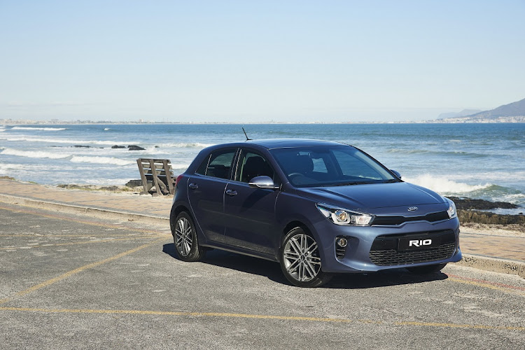 Geared up for better performance, the new six-speed Kia Rio 1.4.