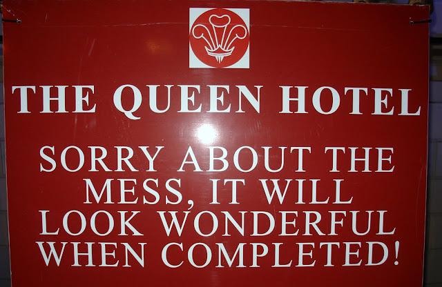 Queen Hotel - Chester