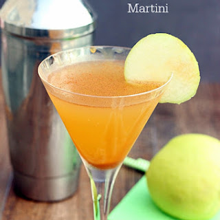 Caramel Apple Pie Martini Recipe