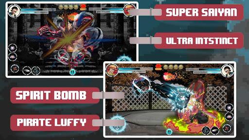 Télécharger Ultimate Battle pirate Fighter of Ultra Heroes APK MOD (Astuce) screenshots 3