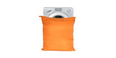 Petwear Wash-Bag Large Orange