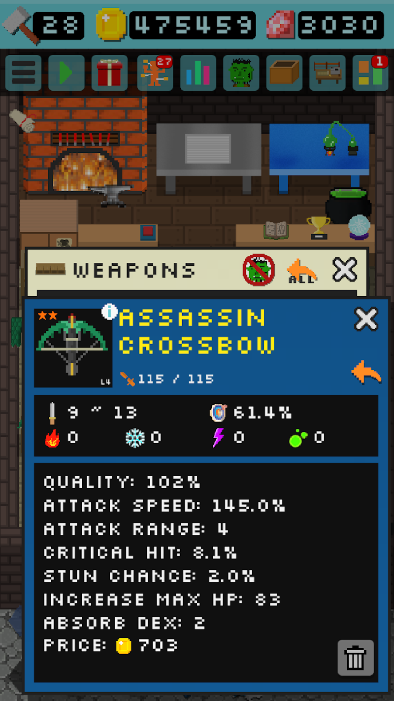 Goblin's Shop Screenshot 3
