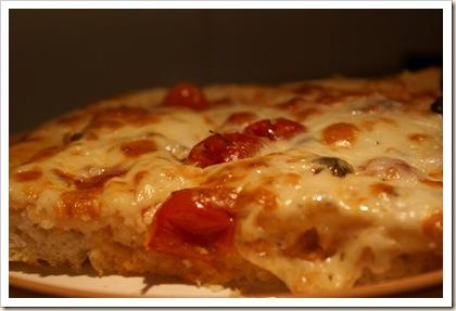 Pizza glu glu