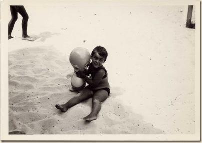 Spiaggia per due
