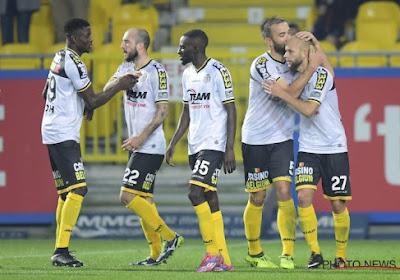 """Programme chargé pour Lokeren : """"On a prouvé contre Charleroi qu'on pouvait le faire"""""""