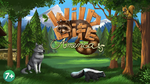 Pet World - WildLife America - jeu d'animaux  captures d'écran 1