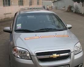 Photo: Магнитная наклейка для автомобиля. Наклейка легко монтируется, легко снимается. Не слетает на скорости 130 км/час