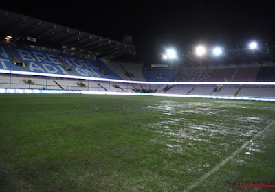 Le Club de Bruges aimerait changer sa pelouse sous les conseils de Clement