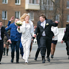 Wedding photographer Nikolay Yakushev (fotoklaus). Photo of 05.04.2015