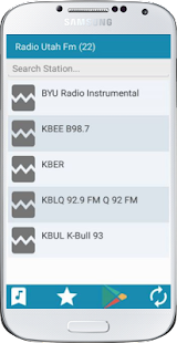 Radio Utah FM- screenshot thumbnail