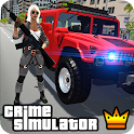 Real Girl Crime Simulator Grand City icon
