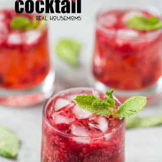 Raspberry Wine Cocktail Recipes
