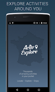 ActivExplore- screenshot thumbnail