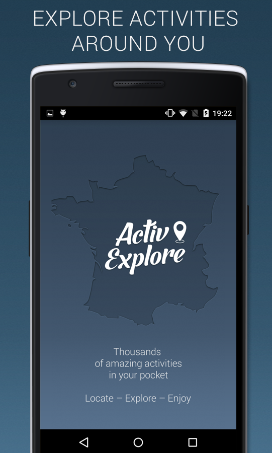 ActivExplore- screenshot