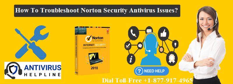 Norton Antivirus Issues